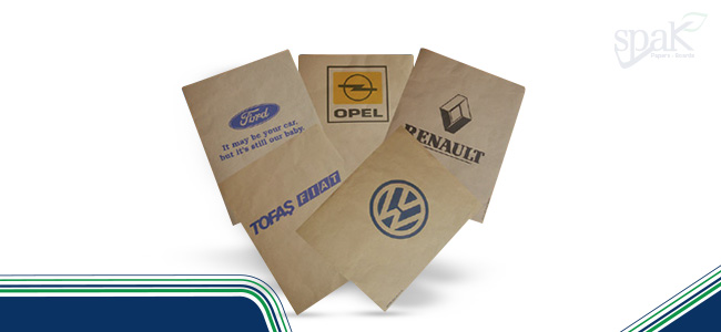 Paper Car mat